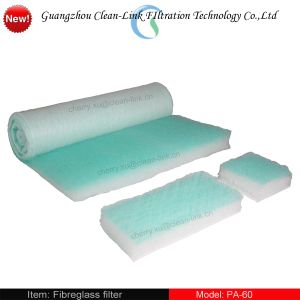Hot Selling Fibreglass Dry Floor Media (320G) pictures & photos