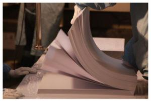 SIM Card Inkjet Printing PVC Card Material pictures & photos