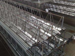 Steel Truss Floor Decking with Zinc Plate Floor Deck Steel Composite Decking Steel Bars Truss Deck pictures & photos