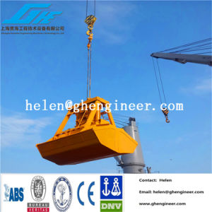 Single Rope Grab with Wireless Remote Control System for Bulk Material Handle pictures & photos