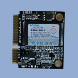 Affordable 30*25mm 64GB Half Size Msata SSD pictures & photos
