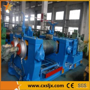 Two Roll Open Mixing Mill for Rubber Plasticating and Mixing pictures & photos