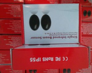 Perimeter Burglar Alarm 1- Beam Active Infrared Detector IR Sensor Photo Eye pictures & photos