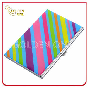 Best Colorful Stainless Steel Business Name Card Case pictures & photos