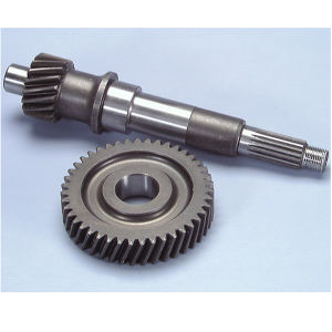 Carbon Steel Crank Mounted Straight Motorcycle Transmission Clutch Gear pictures & photos