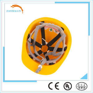 Custom FRP Construction Safety Helmets for Sale pictures & photos