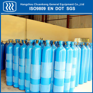 Seamless Steel Oxygen Nitrogen Argon CO2 Acetylene Gas Cylinder pictures & photos