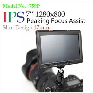 1280X 800 IPS 7 Inch LCD Monitor pictures & photos