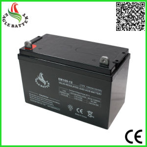 12V 100ah VRLA Solar Lead Acid Battery