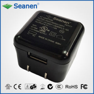 5W USB Cube Charger (RoHS, efficiency level VI) pictures & photos