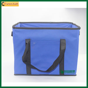 Non Woven Collapsible Tool Box Foldable Storage Bag (TP-FB177) pictures & photos