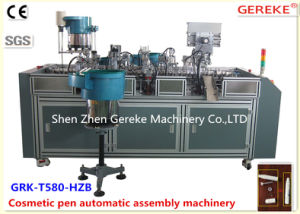 Cosmetic Equipment -Cosmietc Pen Automatic Assembly Machinery pictures & photos