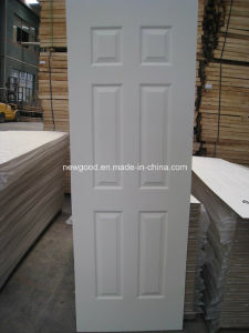 White Primed Door Leaf / Door Set, Good Price Quality Assured pictures & photos