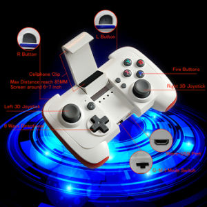 USB Game Controller/ Bluetooth Gamepad/ Joystick for Ipega Game pictures & photos