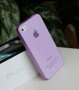 Hot Selling Colorful Plastic Case for iPhone pictures & photos