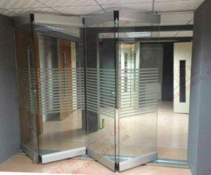 High Quality Durable Bi-Folding Glass Door (BHA-DBF16) pictures & photos