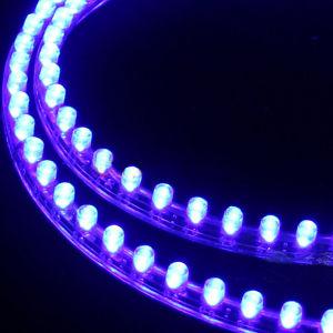 24cm/48cm/72cm/98cm/120cm 12V/24V DIP LED Flexible Strip for Car Lighting pictures & photos