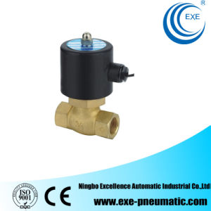 Exe 2-2 Way High Temperature Steam Solenoid Valve 2L170-15 pictures & photos