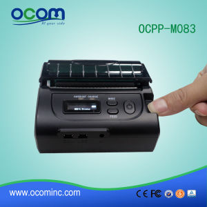 China 80mm Cheap Mini Bluetooth Thermal Mobile Printer pictures & photos