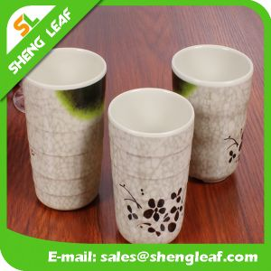 High Quality Plastic Cup Promotional Gift PP Mug (SLF-PM008) pictures & photos