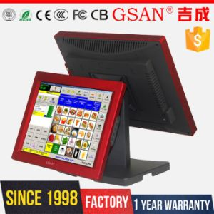 Cash Register Screen Online POS All in One POS System pictures & photos