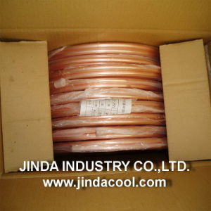 Copper Tube in Pancake Coil pictures & photos