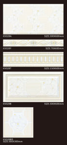 China Ceramic Floor Tile for Bathroom Decoration30*60 pictures & photos