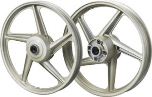Motorcycle Alloy Wheel Complete Cgl125 Wy125 Wy150 pictures & photos