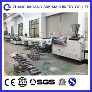 50-160mm PE Pipe Making Machine pictures & photos