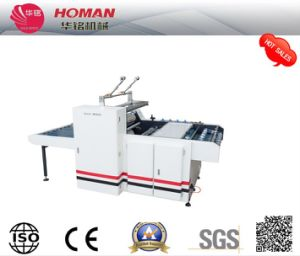 Hm-920yt Semi Automatic Thermal Film Laminating Machine pictures & photos