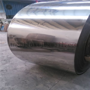 201/Ba Both Side Polished Mirror Stainless Steel Coils and Strip Supplier pictures & photos