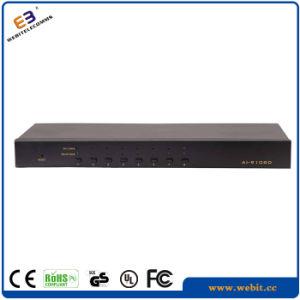 IP Remote Control 8 Port VGA Kvm Switch pictures & photos