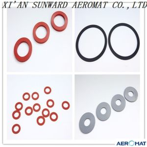 2015 New Arrival! China Factory Customized Highly Tear Resistant Rubber Silicone O Ring Made in Aeromat pictures & photos