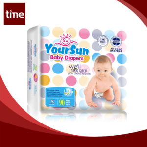 Hot Sales Machine Produce Wholesale Price Disposable Baby Diapers pictures & photos