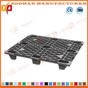 Industrial Grid Plastic Warehouse Tray Pallet (Zhp26) pictures & photos