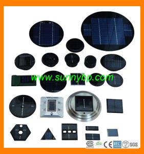 Wholesale 1W Solar Panel (for Solar Garden Light) pictures & photos