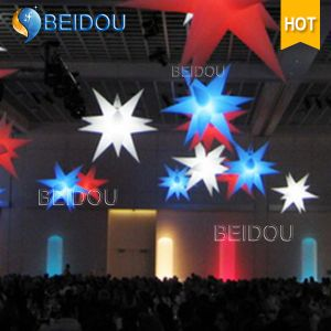 Factory Event Stage Party Decoration Cloud Jellyfish Lighted Inflatable Star pictures & photos