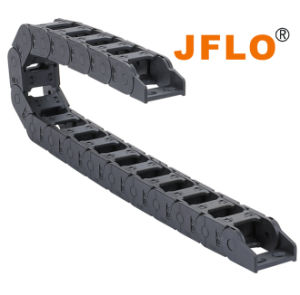 25*77mm Industrial PVC Towline Drag Chain