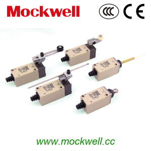 Mdx Series Miniature Limit Switch with Boasting Rigid Construction pictures & photos