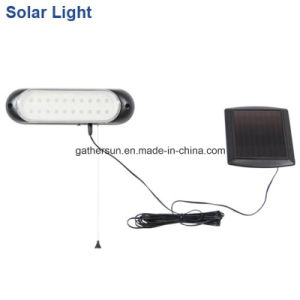 20 SMD LED Solar Wall Flood Lighting with Cable