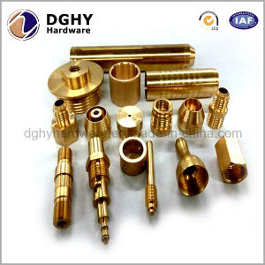 Made in China Customized Any Kinds High Precision CNC Brass Turning Parts pictures & photos
