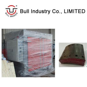 Brake Lining Hot Oven for Making Brake Lining pictures & photos