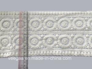 Fashion Garment Accessories Lace Purfle Cotton Lace
