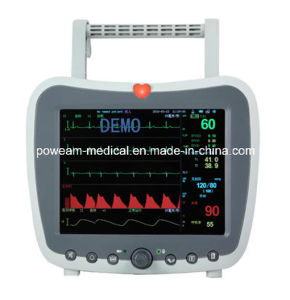 Hospital Multi-Parameter Patient Monitor (G6H) pictures & photos