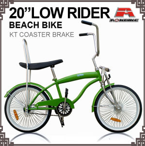 "20""Beach Cruiser Bicycle (ARS-2014S) pictures & photos"