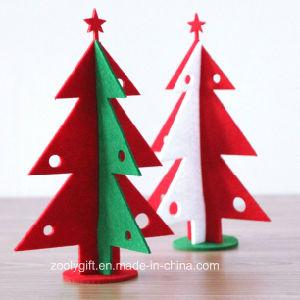 Custom Die Cut Felt Christmas Tree /Decoration Tree Ornament Merry Christmas Tree pictures & photos