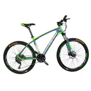 Made in China 26′′ Aluminum Alloy Mountain Bike pictures & photos