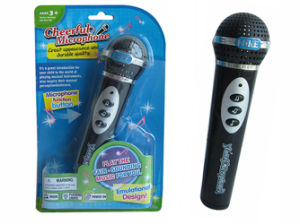 Musical Instrument Electronic Microphone Toy (H8508279) pictures & photos