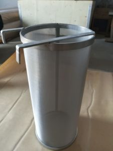 Food Grade 304 Stainless Steel 300-400 Micro Mesh Beer Brewing Filter Keg/ Hop Spider pictures & photos