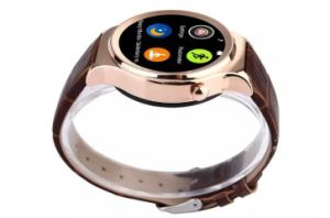 Wristwatch SIM TF Card Smartwatch for Android Ios Smart Phone pictures & photos